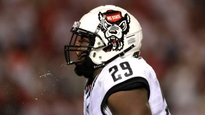 Lions Select Athletic Lineman Alim McNeill in Third Round
