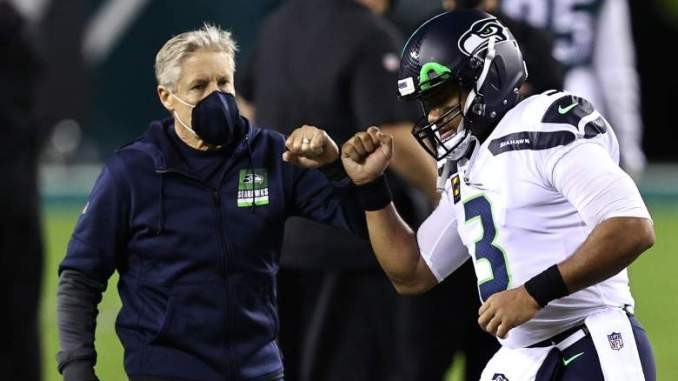 Seahawks Make Trade for 'Monster of a Man' Offensive Lineman