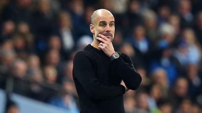 UCL: Man City players so sad, disappointed with me - Pep Guardiola