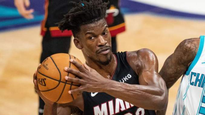WATCH: Heat's Jimmy Butler Shuts Down 'Sorry A**' Reporter