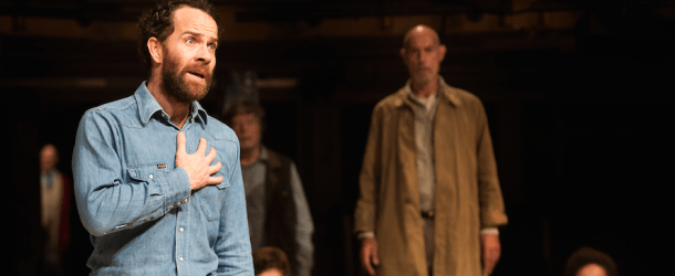 Latest Review – The Crucible (Royal Exchange Theatre, Manchester)