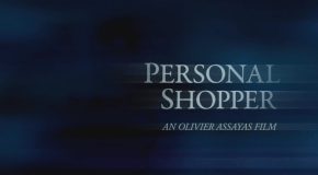 Official UK poster released for 'Personal Shopper'