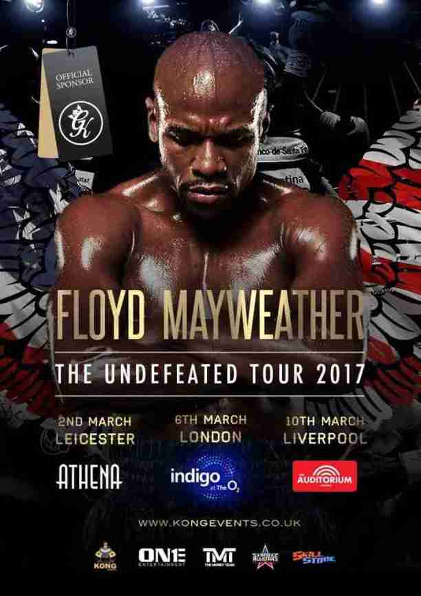 Floyd Mayweather Undefeated Tour