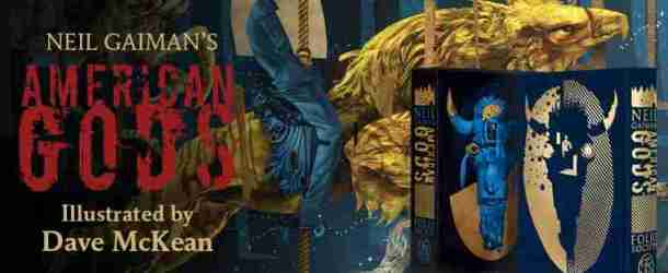 A Closer Look: American Gods (The Folio Society)