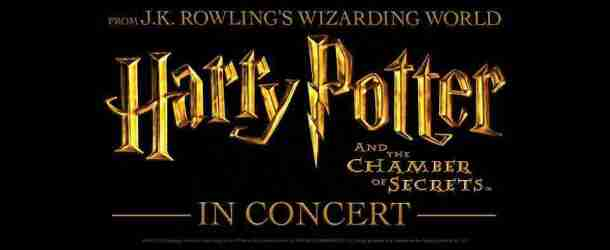'Harry Potter and the Chamber of Secrets' concert tour to premiere this December