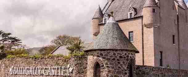 Ballygally Castle launches the Ultimate Game of Thrones® Tour