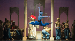 Latest Review – Aladdin [Birmingham Royal Ballet] [The Lowry] [UK Tour]