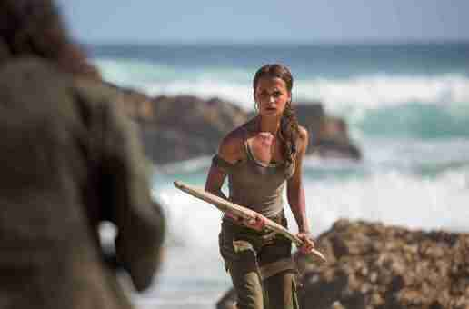 'Tomb Raider' gets a first teaser poster