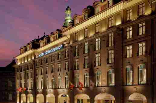 Hotel Schweizerhof Bern & THE SPA launches unique 'Happy Family' travel package
