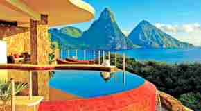 Jade Mountain St Lucia's Eco Spa launches new home-grown treatments