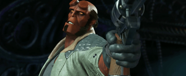 New trailer introduces 'Hellboy' to the 'Injustice™ 2' roster!