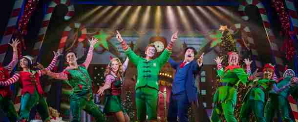 Latest Review – Elf: The Musical [The Lowry]