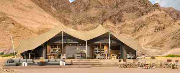 Natural Selection expand into Namibia with the opening of Hoanib Valley Camp