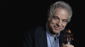 Itzhak Perlman to conduct Mozart's 'Requiem' at the Royal Festival Hall on Sunday 6 May, 2018