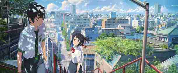 Competition: Win 'Your Name' on DVD