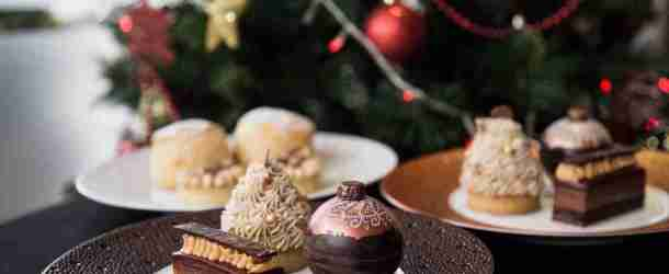 Enjoy a luxury 'Festive Afternoon Tea' at The Club Hotel & Spa, Jersey