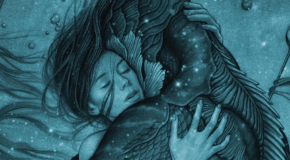 'The Shape of Water: Creating a Fairy Tale for Troubled Times' is available from 29 December, 2017, via Titan Books