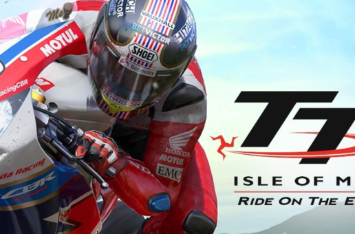 'TT Isle of Man: Ride on the Edge' gets a new trailer