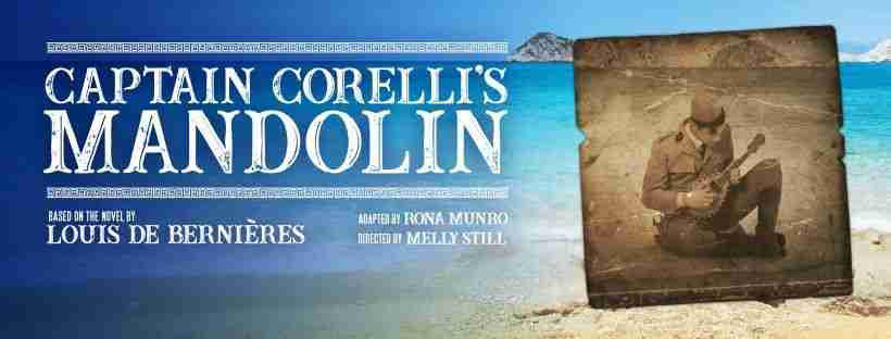The Arts Shelf – Casting announced for 'Captain Corelli's Mandolin