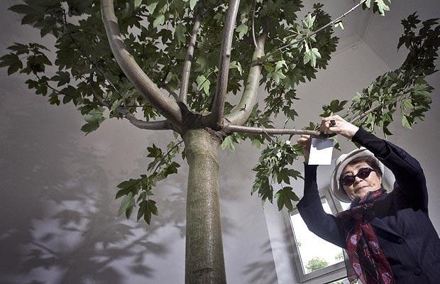 Yoko Ono And John Lennon Love Story