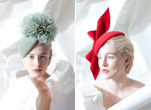 philip treacy fw15 collection