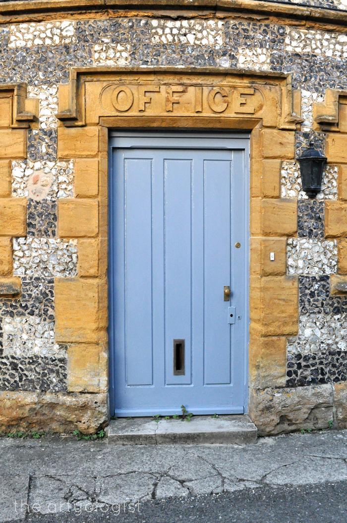 blue door of england the artyologist