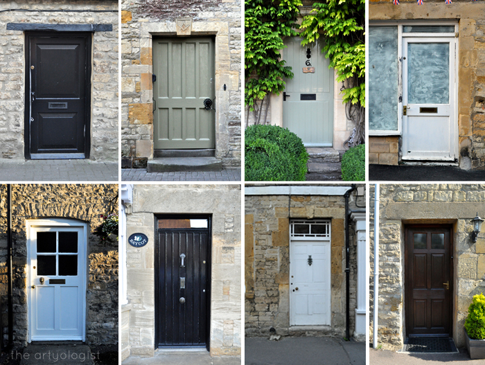 collage of doors of england the artyologist