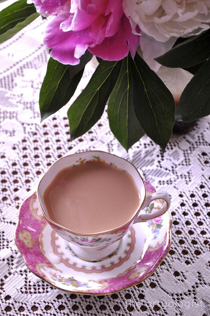 Ladies Garden Tea Party, Part 2 The Artyologist