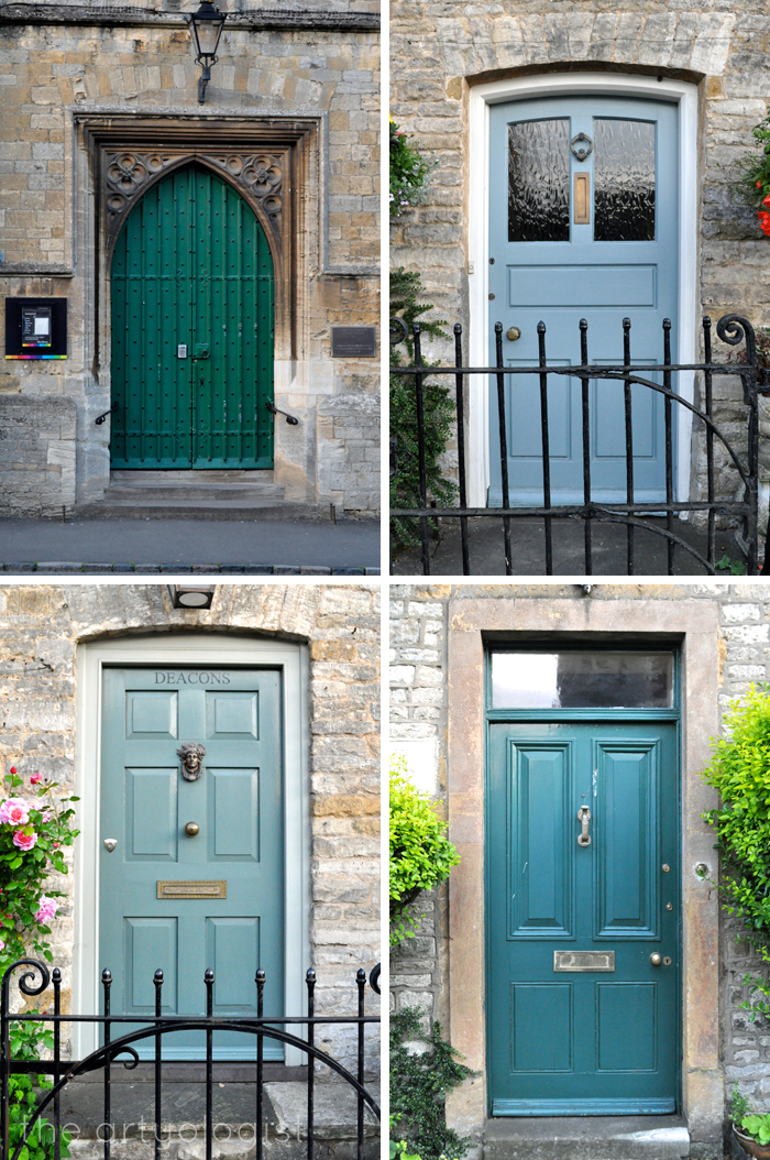 green doors of england the artyologist
