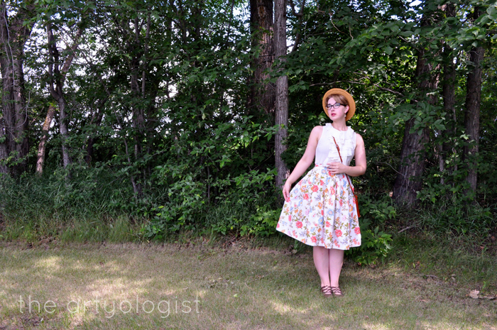 the entirely recycled skirt the artyologist