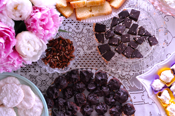 desserts at the tea party the artyologist