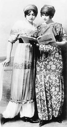 Poiret's 1911 Harem Pants