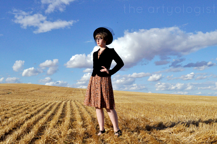 Vogue Does Autumn Fashion, the artyologist