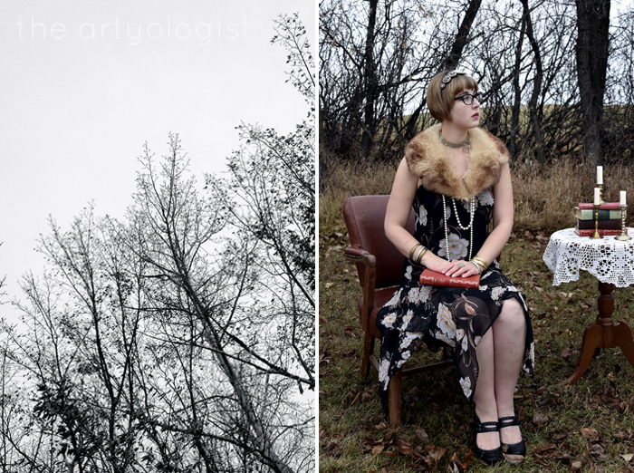 branches, are you a flapper costume, the artyologist