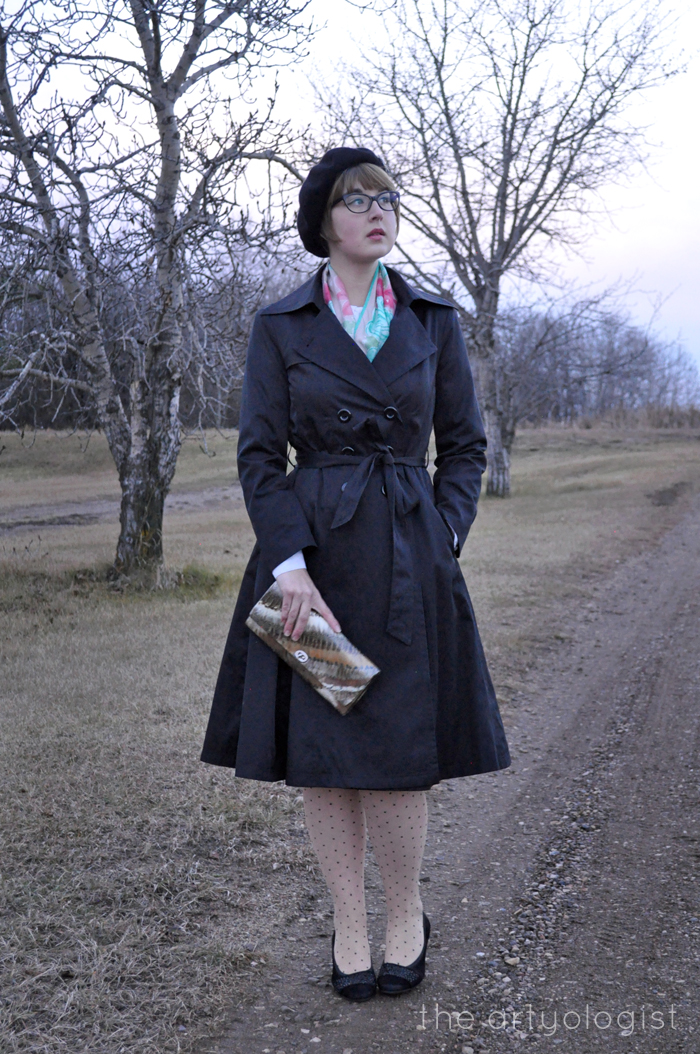 What to wear with weather like this, main image, the artyologist