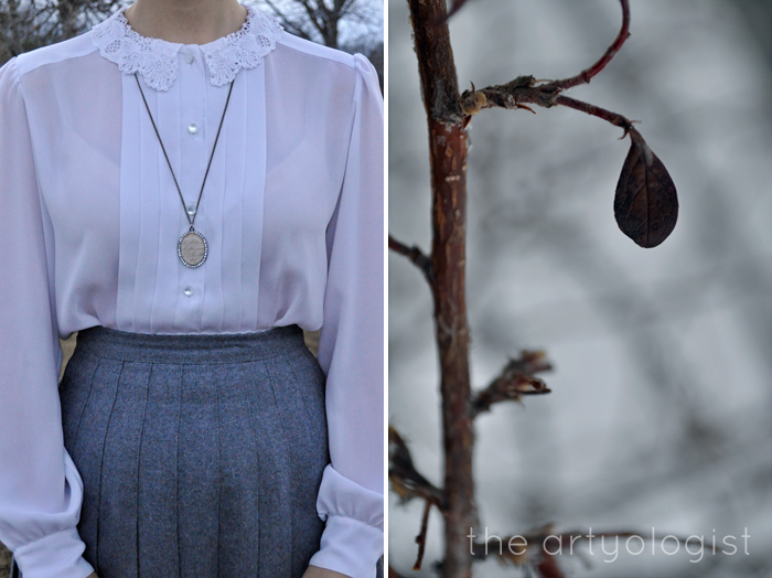 leaf-and-necklace, the artyologist
