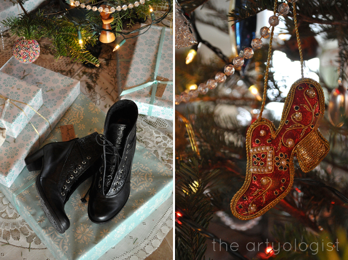 Christmas Day: A Comfy Yet Classy Outfit, the artyologist, boots