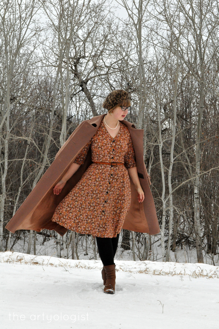 Winter Outerwear: The Bane and Blessing of Our Existence, the artyologist, winter coat style