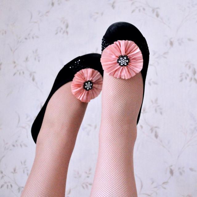 Three cheers for shoe clips!!! Today Ive got a bloghellip