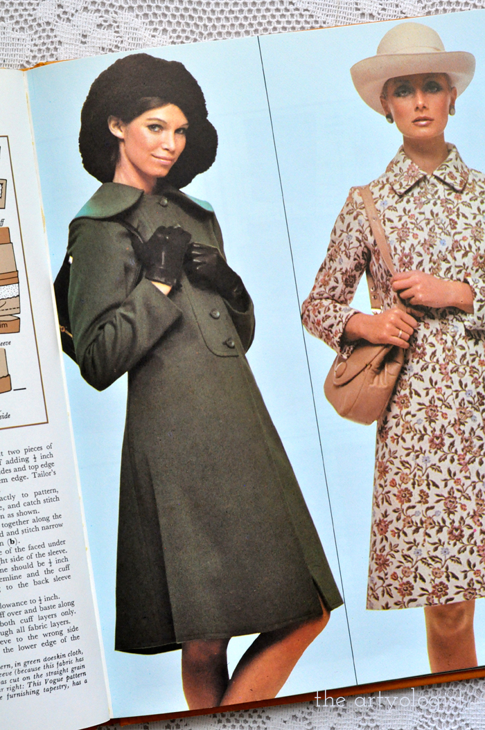 St. Patricks Day Fashion Moment Creative Hands, classic green wool coat, the artyologist