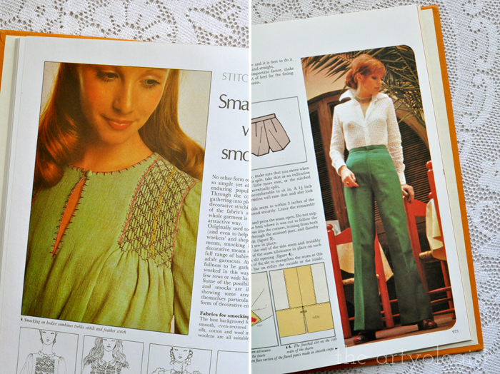 St. Patricks Day Fashion Moment Creative Hands, green pants and smocking, the artyologist