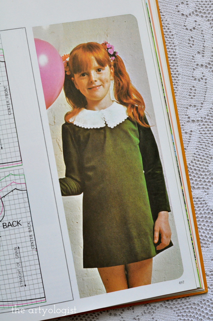 St. Patricks Day Fashion Moment Creative Hands, girl's dress, the artyologist
