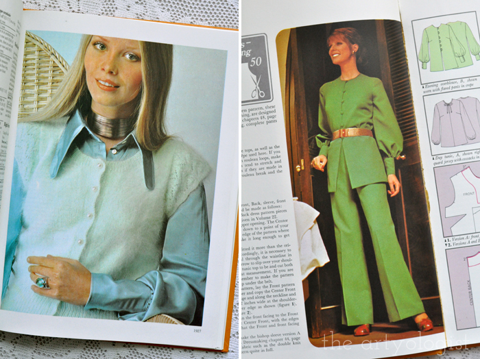 St. Patricks Day Fashion Moment Creative Hands, mint and green pantsuit, the artyologist