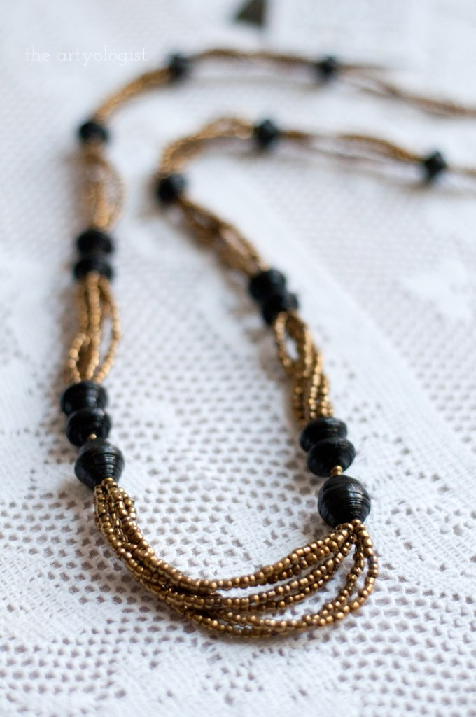 Neat Things: Fair Trade Friday, the artyologist, Have Hope Necklace 2