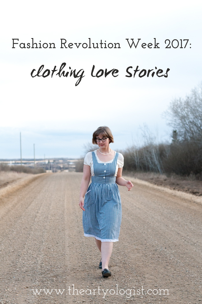 Fashion Revolution Love Story: An Ode to a Humble T-Shirt, clothing love stories