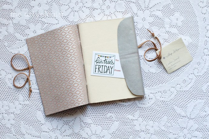 Neat Things: Fair Trade Friday, the artyologist, Village Artisans Journal 3