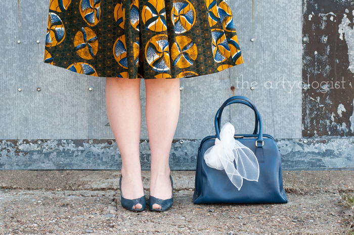 How to Start Dressing Ethically, the artyologist, shoes and purse