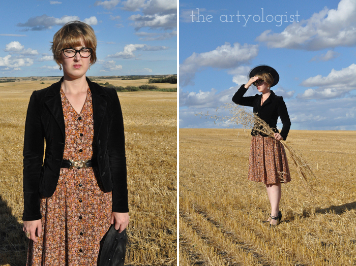 Outtakes Volume Two, the artyologist, when the sun messes with your plans