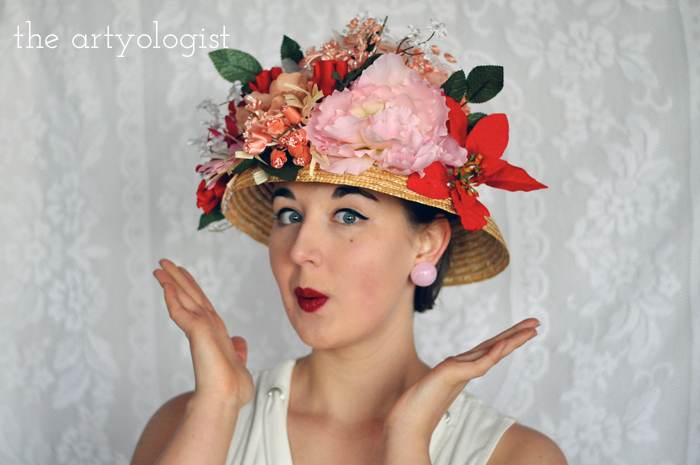 Outtakes Volume Two, the artyologist, vogue-hat