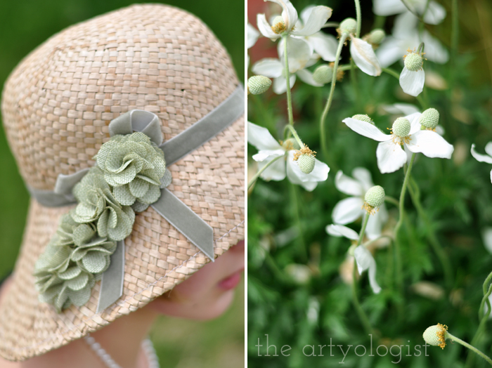 photo shoots with friends, the artyologist, hat-detail-nicole